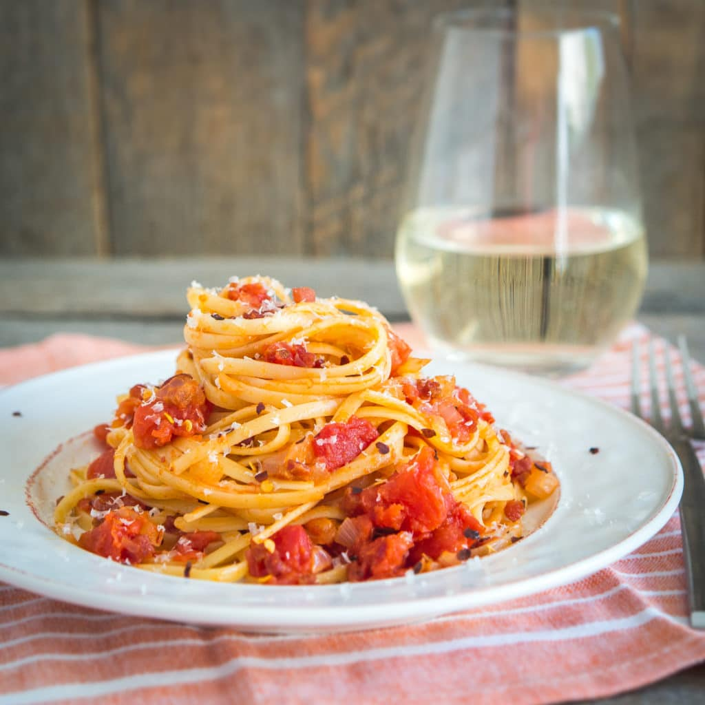 Amatriciana Virtual Sagra at TasteOfThePlace.com