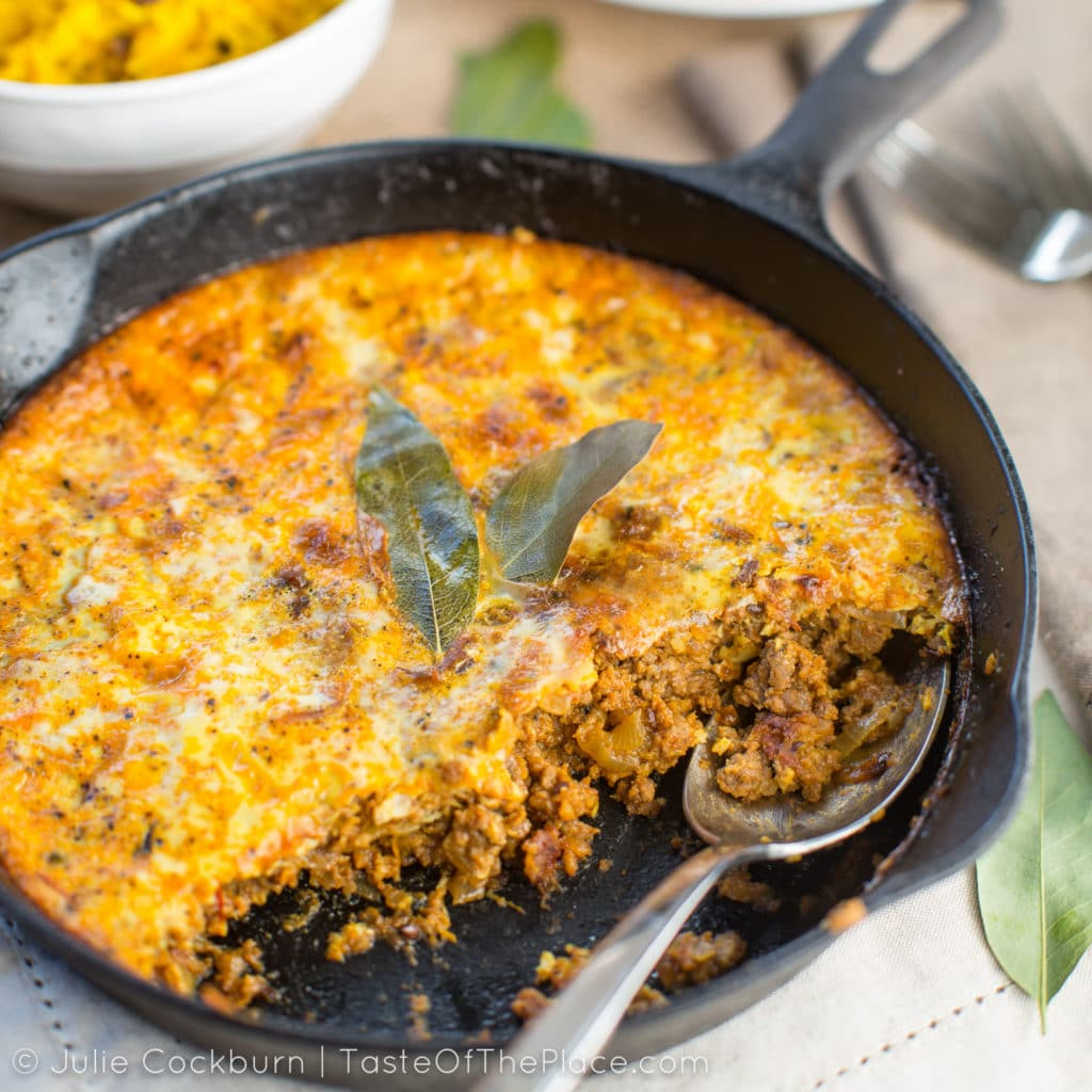 Bobotie A Classic South African Casserole