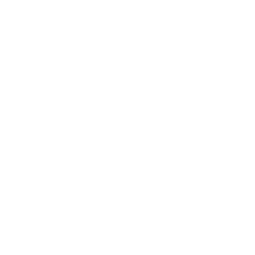 Hiking with dog icon
